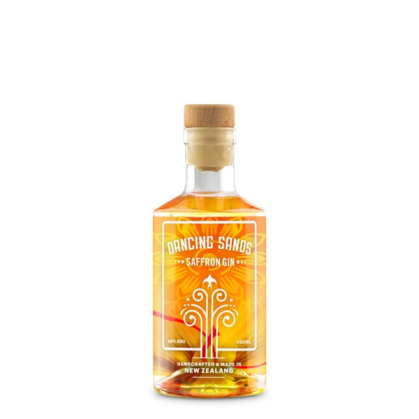 Dancing Sands Saffron Gin 200ml