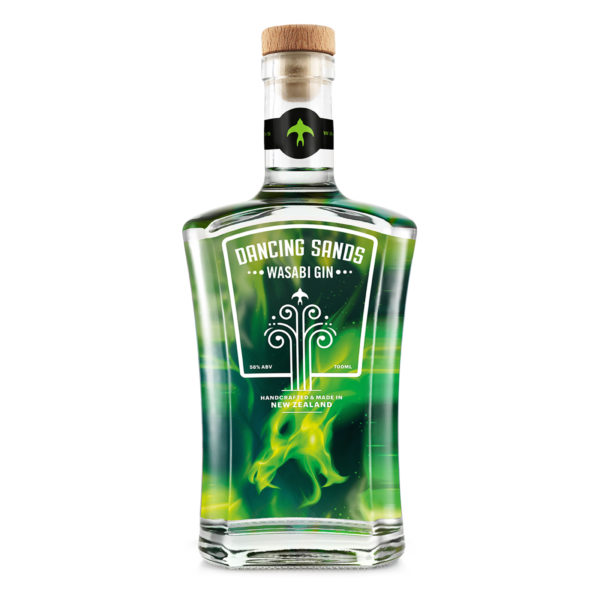 Dancing Sands Wasabi Strength Gin