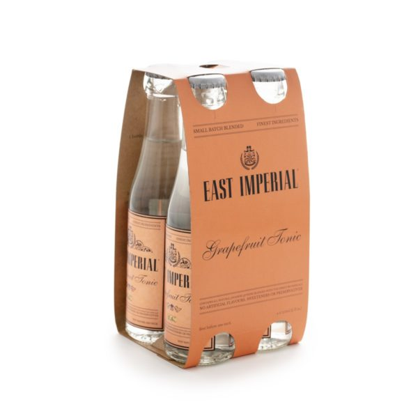 East Imperial Grapefruit Tonic – 4 X 150ML