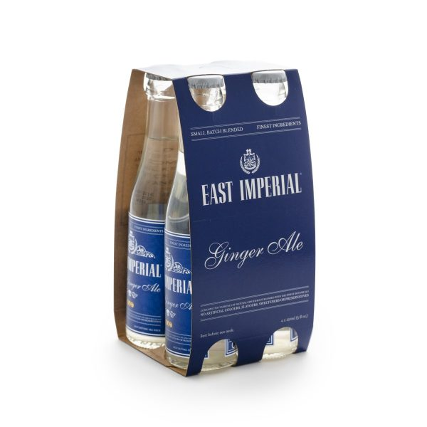 East Imperial Thai Dry Ginger Ale – 4 X 150ML