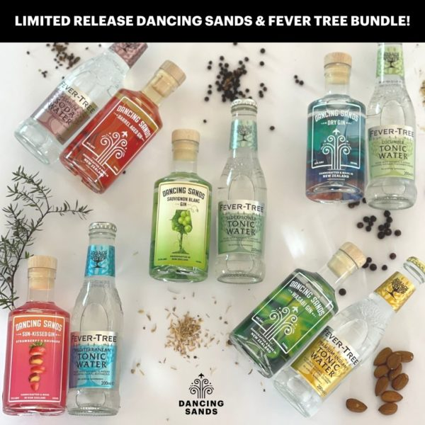 Fever Tree & Dancing Sands Mixed Pack